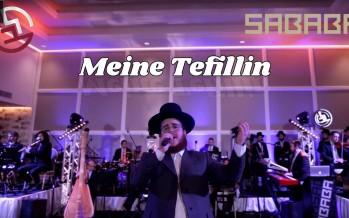 Meine Tefillin – Sababa Band, Yidi Bialostozky & Lev Choir