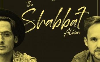 SHALOM ALEICHEM (the PORTNOY Brothers) feat. Shlomo Katz