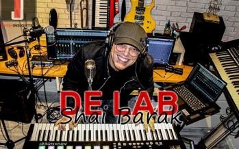 DE LAB – SHAI BARAK / LU YEHI – Naomi Shemer Looper Cover