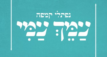 "Shalom Vagsal Presents: ""Amech Ami"" The New Single From Naftali Kempeh"
