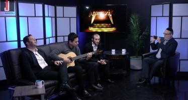 "Shmuzik Episode 5: The ""L"" Show Featuring Shulem Lemmer, Simcha Leiner & Surprise Musical Guest Eli Levin"