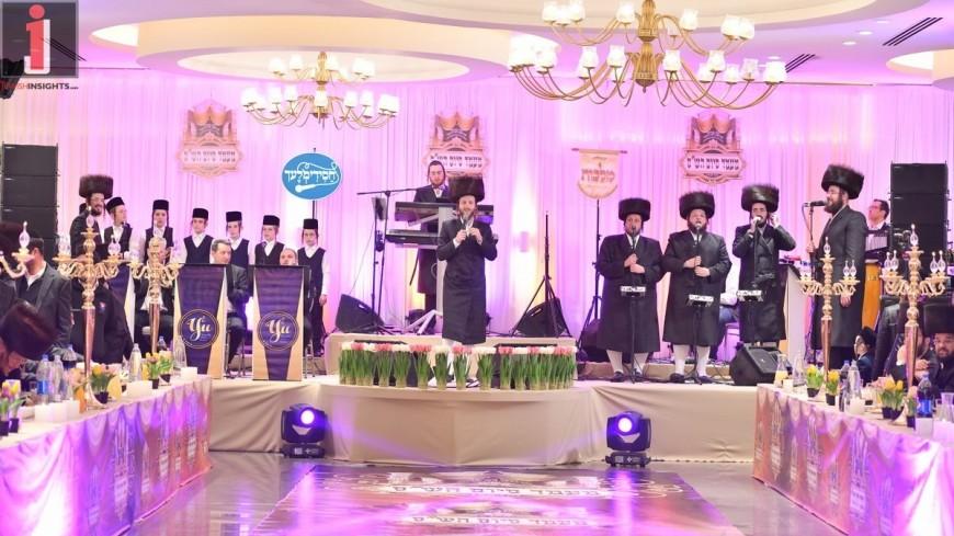 """Shira Medley"" With The Malchus Choir,Yoely Davidovitz & Chassidim'lech"