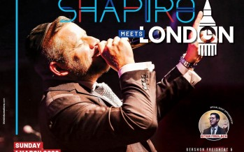 Mordechai Shapiro Meets London