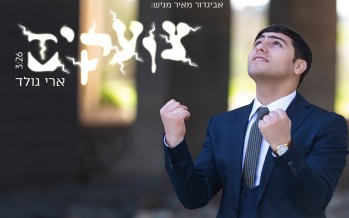 "Ari Gold With A New Single ""Tzoakim"""