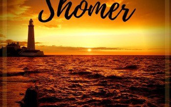 "Avi Zelinger With A New Single ""Shomer"""