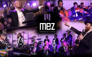 Be Mezmerized – Mez Productions ft. Chaim Brown & Shira Choir
