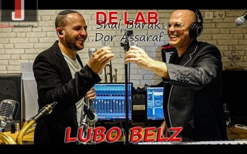 DE LAB – Shai Barak ft. Dor Assaraf – LUBO BELZ