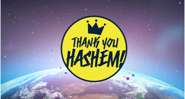 Thank You Hashem (DJ Niso Slob Official Remix) @TYHashem