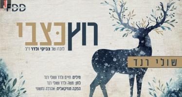 """""""Rotz Katzvi"""" Shuli Rand Sings In Memory Of Tzviki Walder Z""""L"""