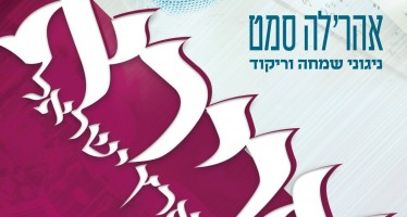 Aherle Samet – Avira D'Eretz Yisroel [Album Preview]