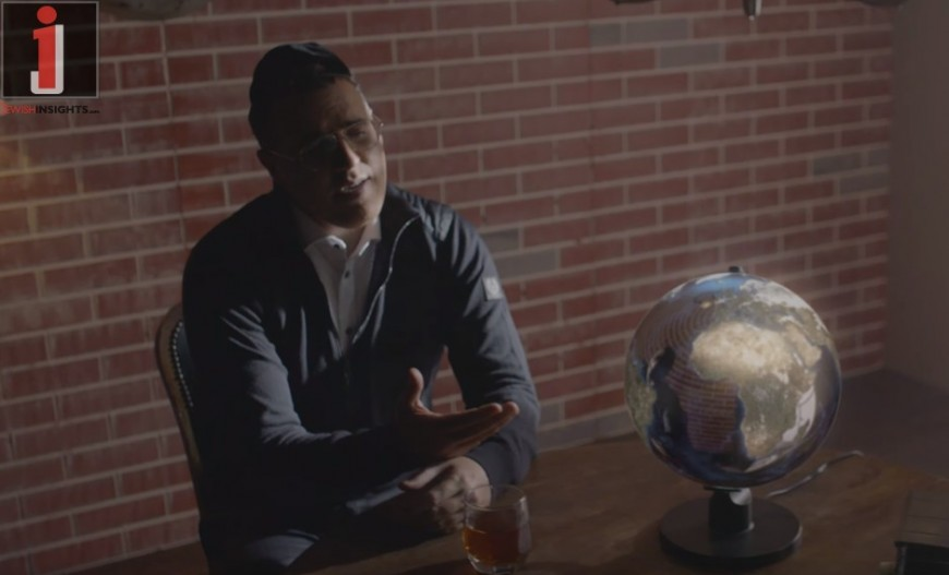 "Shwekey Prays For A ""Perfect World"" [Music video]"