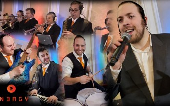 A Musical Journey with Avrumy Holtzler Feat. En3rgy Band