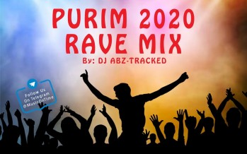 "MusicOnTime Presents! ""Purim 2020 Rave Mix"""