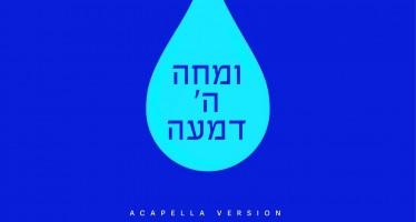 Baruch Levine – Umacha Acapella