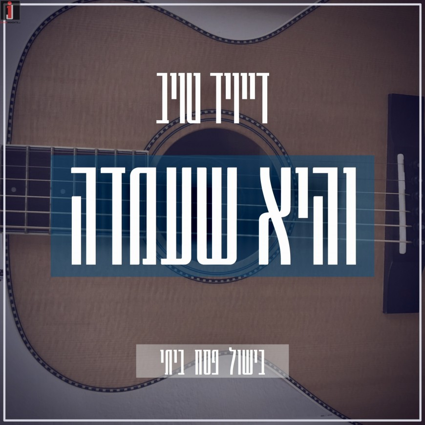 "David Taub Surprises With A New Song ""Vehee Sheamda"""