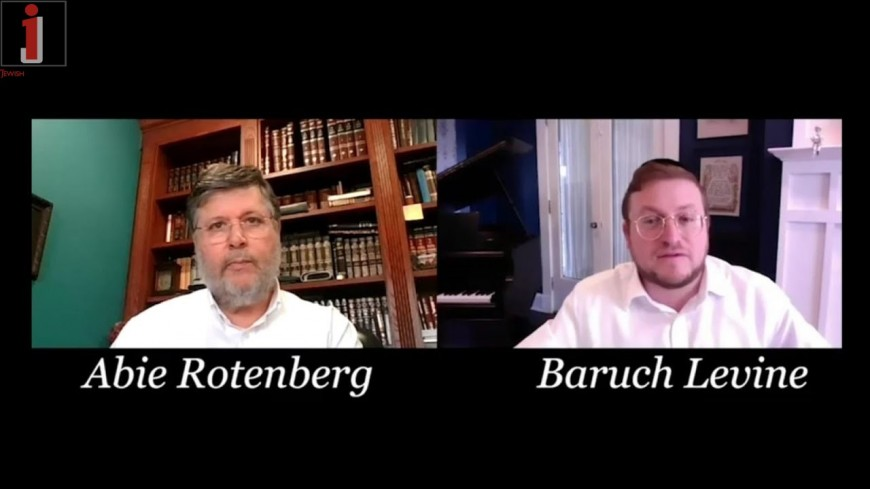 The Place Where They Belong – Abie Rotenberg & Baruch Levine