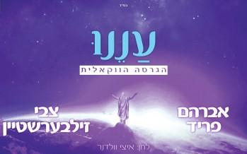 Avraham Fried & Tzvi Silberstein | Aneinu (Acapella)