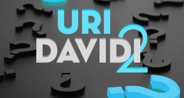 URI DAVIDI – Muchanim [Acapella]