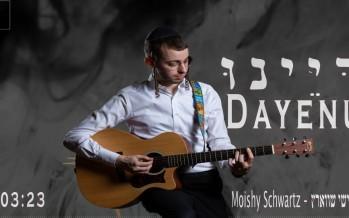 Moishy Schwartz – Dayenu