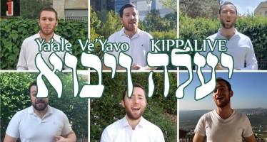 Ya'ale Ve'Yavo | Kippalive