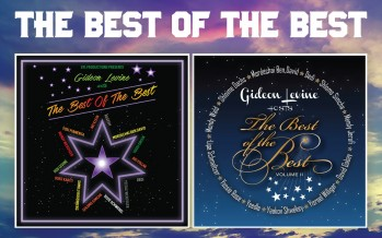 Gideon Levine & The Best Of The Best Vol. 1 & 2 DIGITALLY REMASTERED!!!
