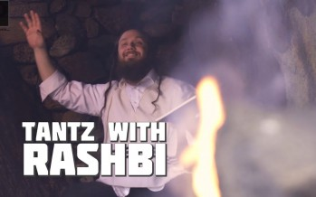 JOEY NEWCOMB – Tantz With Rashbi (Official Music Video)
