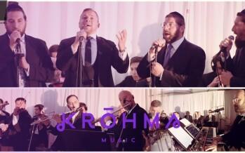 "Krohma Music Presents ""Mi Adir"" ft. Mordechai Shapiro & His Brothers"
