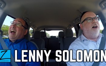 Lenny Solomon Carpool Karaoke