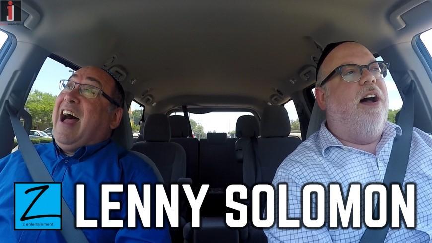 Lenny Solomon Carpool Karaoke