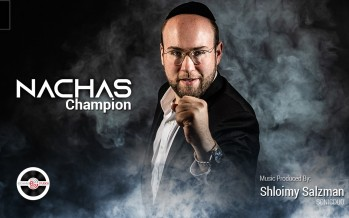 "Nachas Releases Exciting New Single ""Champion"""
