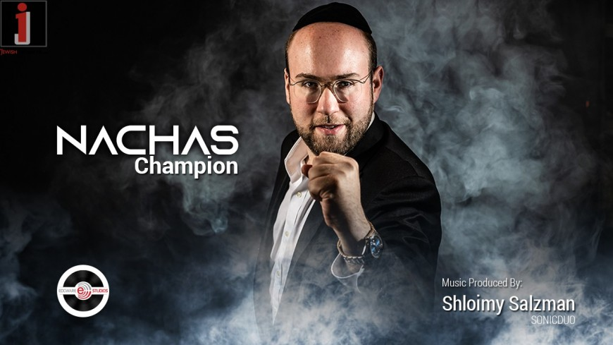 """Nachas Releases Exciting New Single """"Champion"""""""