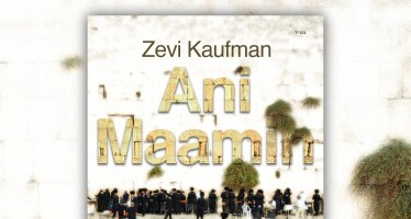 Zevi Kaufman – Ani Maamin (Official Lyric Video)