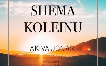 "Wonder Child Akiva Jonas With His Debut Single ""Shma Koleinu"""