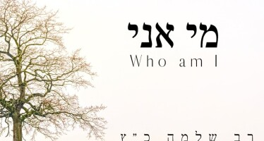 "Shlomo Katz With A New Project & Single ""Mi Ani"""