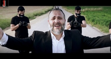 Ten Photographers, Five Albums & One Adon Olam:  Tzudik Sings Widerker in Spectacular New Clip