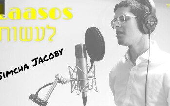 Laasos Acapella | Simcha Jacoby | Live in Studio