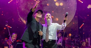 "Tu B'Av 5760: Longing For Performances in Israel – Avraham Fried & Rami Kleinstein ""Matanot Ketanot"""
