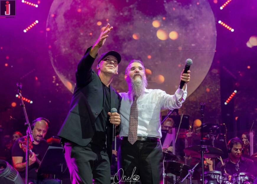 """Tu B'Av 5760: Longing For Performances in Israel – Avraham Fried & Rami Kleinstein """"Matanot Ketanot"""""""