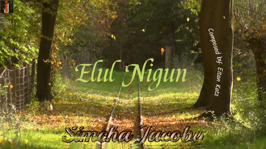 ELUL NIGUN – SIMCHA JACOBY (Eitan Katz Cover)