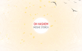 Oh HaShem – Moshe Storch (Official Lyric Video)
