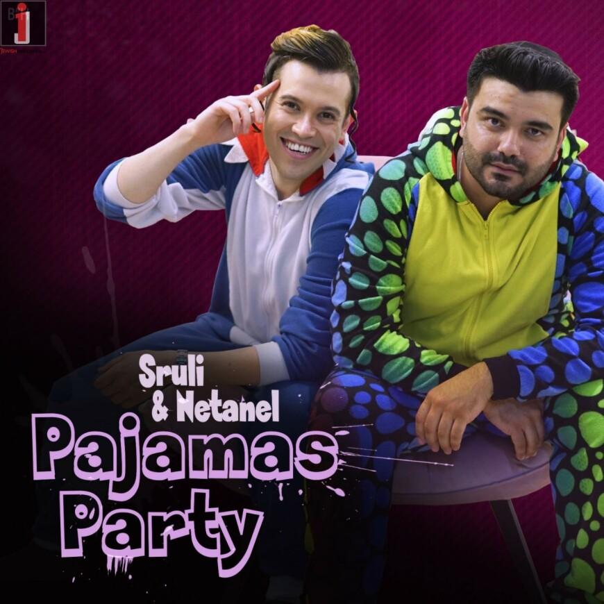 Sruli & Netanel – Pajamas Party (Official Music Video)