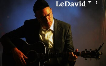 Yaakov Shwekey – LeDavid [Official Music Video]