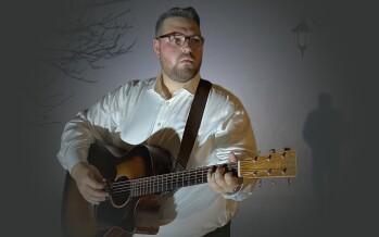 """Yisrael Hoffmann – Debut Single: """"Ki Ata Imadi"""""""