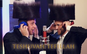Teshuvah Tefillah – Lipa Schmeltzer (Cover by Sruly Green & Melech Frank)