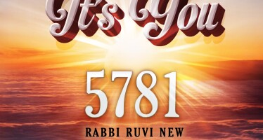 Rabbi Ruvi New – It's You!
