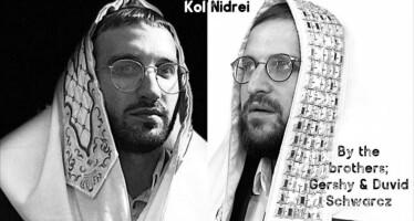 Kol Nidrei – Gershy & Duvid Schwarcz – Cover (Idan R. Haviv)