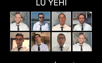 The Maccabeats – Come Together/Lu Yehi