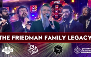 The Friedman Family Legacy – Avremel, Benny, Eli Marcus & 8th Day | Freilach & Shira – Hatzalah-Thon