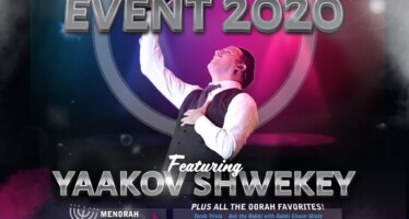 Shwekey Chanukah Event with Oorah!