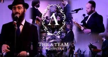 The A Team ft. Eli Marcus & Motti Feldman – Take the Time